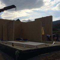 budowa ścian