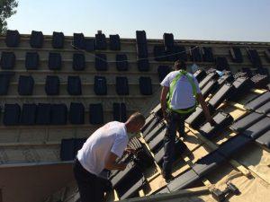 kladzenie dachowki