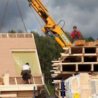 roboty na budowie